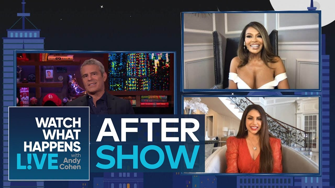 After Show: Jennifer Aydin & Dolores Catania on Meeting Ramona Singer | WWHL