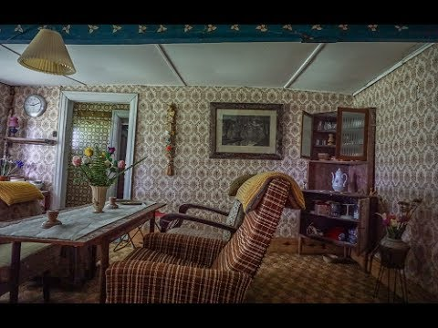 Abandoned untouched house everything still inside - YouTube