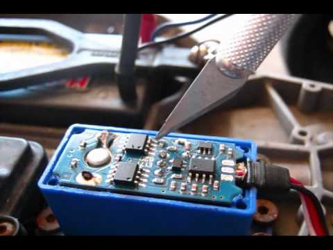 how to fix your traxxas 2075 servo how to fix your traxxas 2075 servo