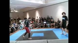 RAUL RIVERA (GRACIE NORTHVALE) VS GRAYSON LOWERY (ABUSADO TEAM) - MATCH 2