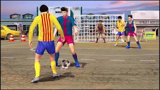 Street Soccer League 2019: Play Live Football Game