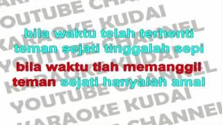 Opick -  Bila Waktu Telah Berakhir Karaoke Lirik