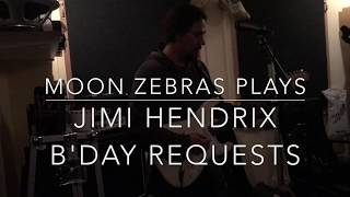 Jimi Hendrix b'day requests by Moon Zebras