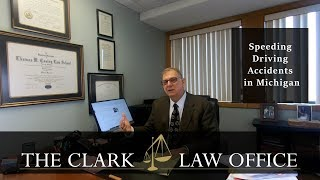 Speeding Driving Accidents in Michigan