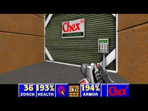 Engineer plays Chex Quest (Part 4)