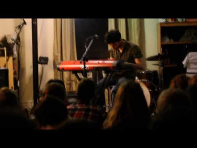 Ben Cosgrove, live at Community Music