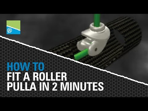 Fit A Roller Pulla Kit In Less Than 2 Minutes