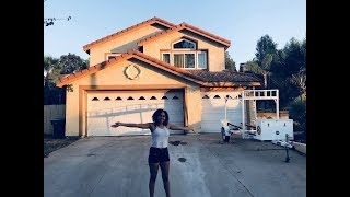 We bought a new house !?
