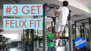 #3 GetFelixFit - My Strengths & Conditioning Program