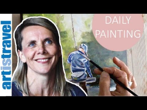 Jeden Tag ein Bild | Daily Painting