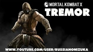 Mortal Kombat X Tower - TREMOR (RUS)