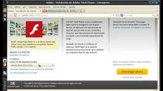 Como Descargar y Instalar Adobe Flash Player para Canaima