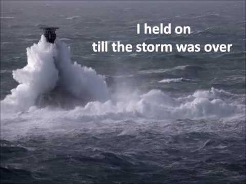 I Held on-  Shara Mckee (lyrics)
