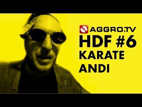 KARATE ANDI  HDF SHOUTOUT (OFFICIAL HD VERSION AGGROTV)