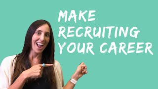 Can You Have A Real Career As A Recruiter?