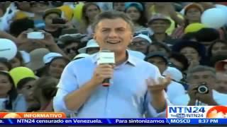 """Analista político afirma que """"voto en blanco"""" definirá elecciones presidenciales en Argentina"""