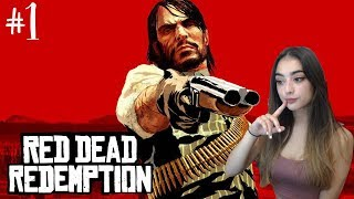 I Love This Game! - Red Dead Redemption Playthrough - Part 1