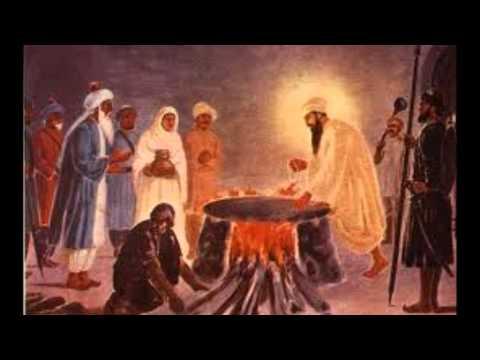 TERA KIYA MEETHA LAGE BHAI GURDEV SINGH HAZORI RAAGI(ghuman)