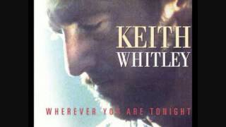 Watch Keith Whitley Where Are All The Girls I Used To Cheat With video