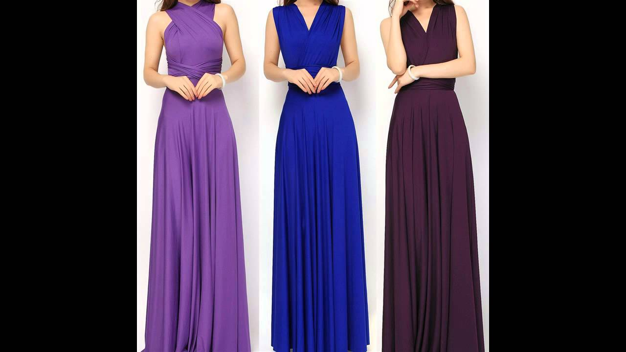 a553a7db2a Tinna infinity dress