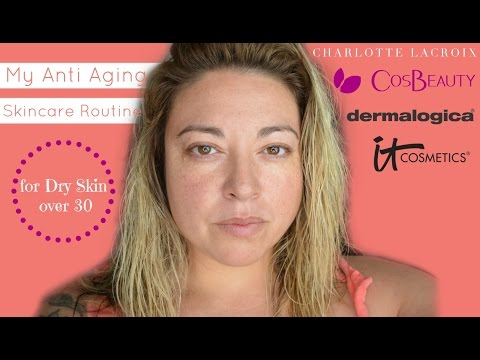 Anti Aging tips for Dry Skin OVER 30