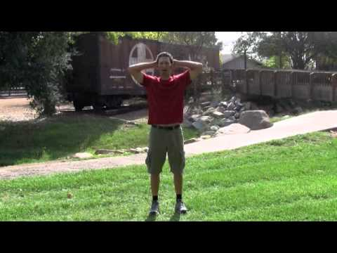 How to Do Standing Crossover Crunch