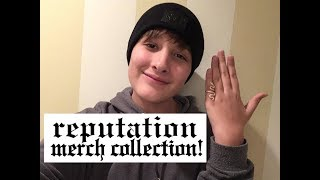 REPUTATION Merchandise Collection! (December 2017) Taylor Swift Merch
