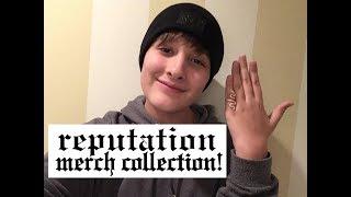REPUTATION Merchandise Collection! (December 2017) Taylor Swift Merch