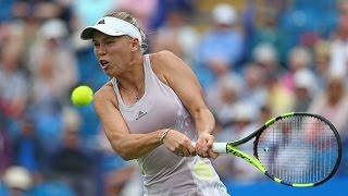 2016 Aegon International Day 3 WTA Highlights