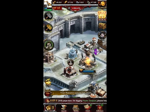 How To Hack Clash Of Kings Unlimited Coin 100% Proved Given.