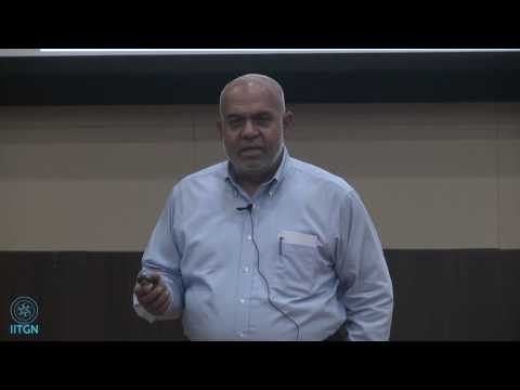 01 | Prof. K. Chelvakumar | Mechanical Engineering | IIT Gandhinagar
