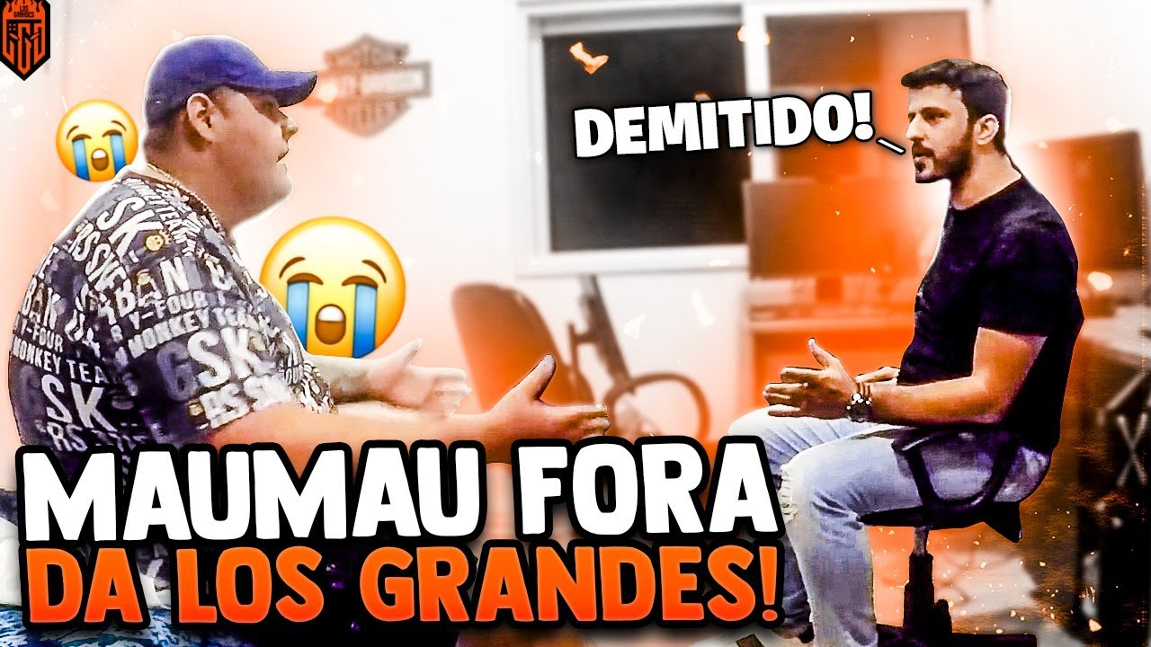 ELE CHOROU? FIZEMOS A PRIMEIRA DEMISSÃO DA MANSÃO LOS GRANDES!