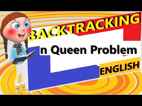 n Queen Problem || Back Tracking || English||By Studies Studio