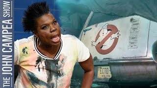 Upcoming Ghostbusters Movie Trashed By Leslie Jones (Like An Idiot) - The John Campea Show