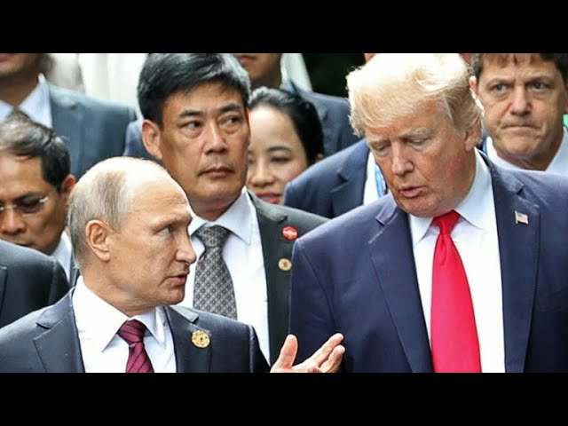 Trump under pressure to confront Putin on Russian election meddling