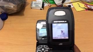 Radios Nextel i560 MotoTalk DirecTalk walkie-talkie