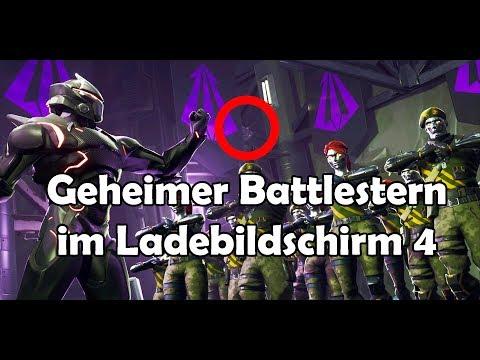 Fortnite: Geheimer Ladebildschirm Stern Woche 4 - Blockbuster #4 [German/Deutsch] [HD]