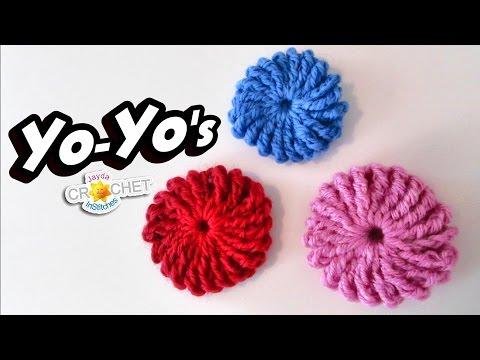 Classic YoYo Crochet Pattern – Learn the Triple Treble Crochet Stitch!