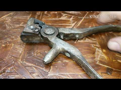 VR To Idaho  Rogers USMC How To Use The Ideal Reloading Tool