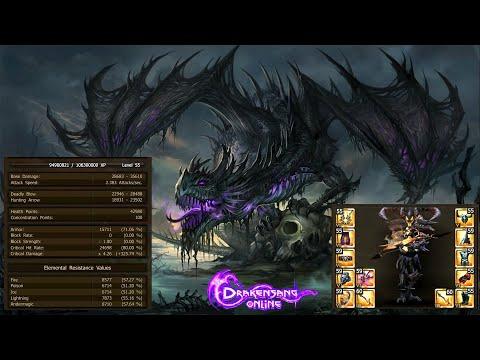 Drakensang Online Crafting Tier VIII Herald Bow 4x gold dmg