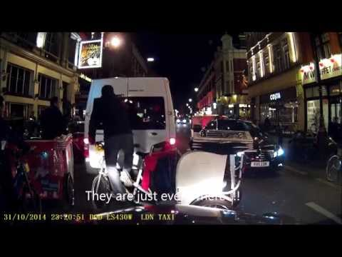 London Taxi Daily Observations ( 18 ) | Full HD by TaxiWarrior