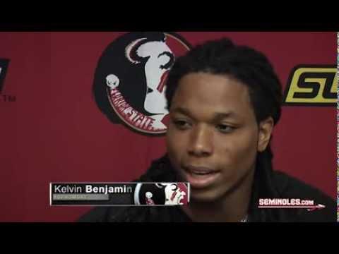 Kelvin Benjamin Interview: August 19