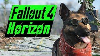 Fallout 4 Horizon - Survival Mode Expanded v1.5 - Part 16 - Confronting Kellogg