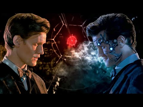 Two Heads Are Better Than None - Nightmare in Silver - Doctor Who - BBC