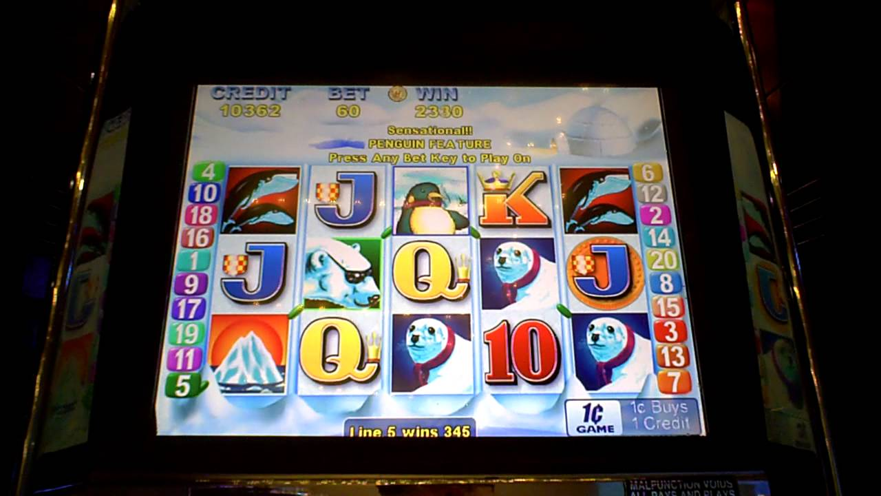Penguin Slot Machines