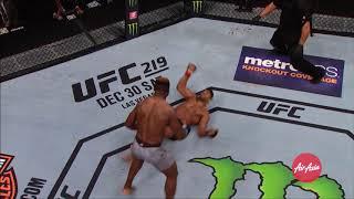 【UFC】今週のイチオシKO:フランシス・ガヌー vs. アリスター・オーフレイム