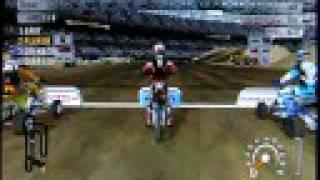 PSPscene - MX vs ATV UNLEASHED on the edge - SONY PSP GAME