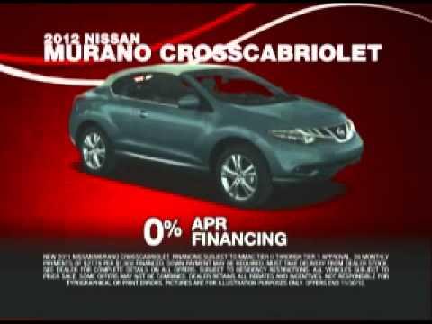 Nissan Deals - 0% APR