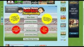 sports head football + shoutout to legend gamerjoe