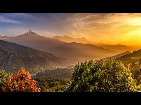 TREK THE HIMALAYAS: Annapurna Circuit Trekking in Nepal DAY 1